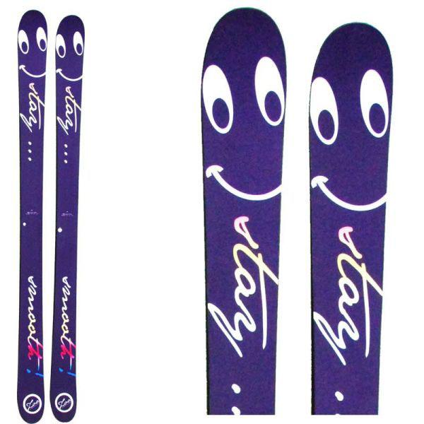 MOVEMENT ZOO STAYSMOUTH LG W09 SKIS 170cm Skis
