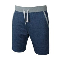 WAXX FRENCH TERRY SHORTS NAVY BLUE