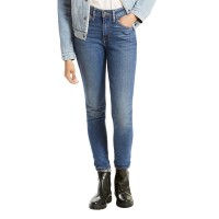 LEVIS 721 HIGH RISE SKINNY JEANS FINE LINE