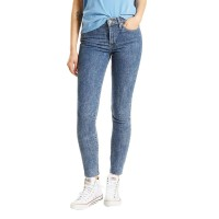 LEVIS 721 HIGH RISE SKINNY JEANS CHARGED UP