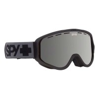 SPY WOOT SNOW GOGGLE BLACK-BRONZEw/SILVER SPECTRA+PERS