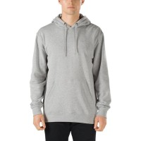 VANS CORE BASICS PULLOVER HOODIE IV CEMENT HEATHER