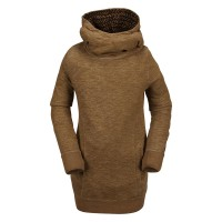 VOLCOM TOWER HOODIE COPPER