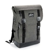 HORSEFEATHERS BOURNE BACKPACK HEATHER GRAY
