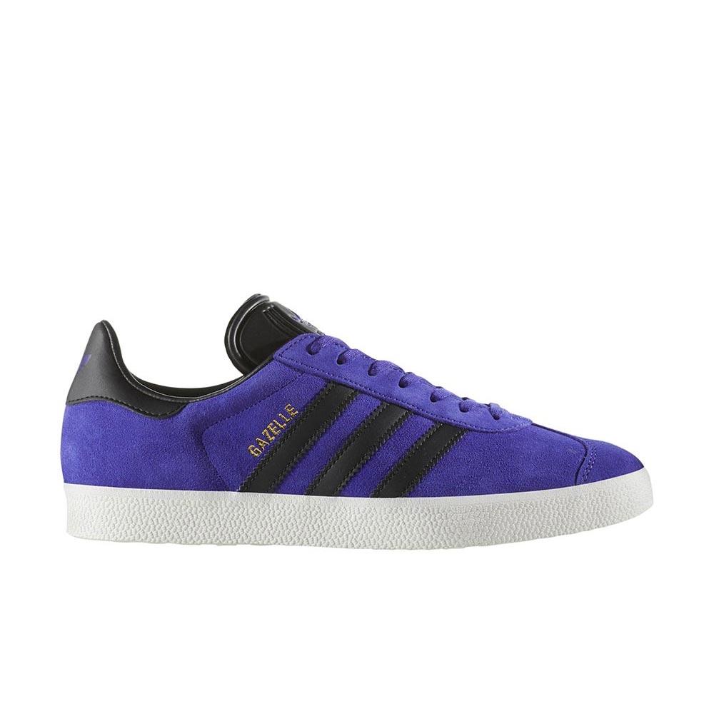 Adidas gazzella scarpe dell'inchiostro / cnero / goldmt