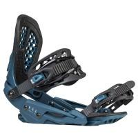 GRAVITY G3 SNOWBOARD BINDING W18 BLUE/BLACK FADE