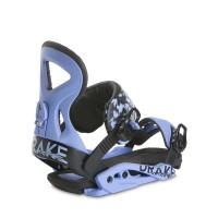 DRAKE JADE W18 W'S SNOWBOARD BINDING CHALK BLUE