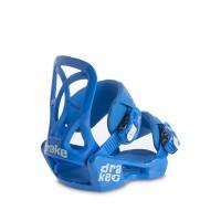 DRAKE LF W18 SNOWBOARD BINDING KIDS BLUE