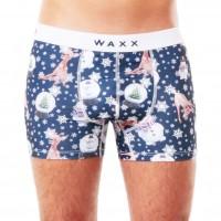 WAXX MEN BOXER SNOWMAN