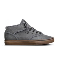 GLOBE MOTLEY MID SHOES DARK SHADOW/TOBACCO