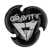 GRAVITY ICON MAT BLACK