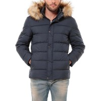 WAXX INUIT DOWN JACKET NAVY BLUE