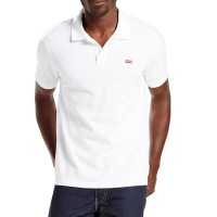 LEVIS HOUSEMARK POLO BRIGHT WHITE