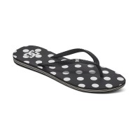 DC SPRAY GRAFFIK W SANDAL BLACK/WHITE PRINT