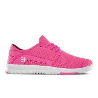 ETNIES SCOUT W SHOES PINK/WHITE/PINK