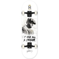 NOMAD DREAM COMPLETE SKATEBOARD MC 7.75