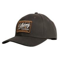 BILLABONG WALLED SNAPBACK CAP BLACK