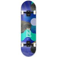 NOMAD RESILIO COMPLETE SKATEBOARD BLUE MC 8.0