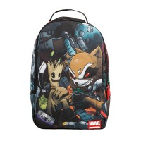 SPRAYGROUND MARVEL'S GARDIANS OF THE GALAXY STOWAWAYS