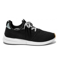 GLOBE DART LYT SHOES BLACK/GREY/ORANGE