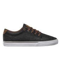 GLOBE GS SHOES WASHED GREY/TOFFEE