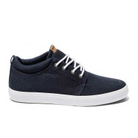 GLOBE GS CHUKKA SHOES NAVY/WHITE