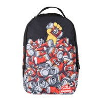 SPRAYGROUND THE SIMPSONS - DUFF CANS STACKED BACKPACK
