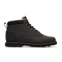 QUIKSILVER MISSION V SHOES SOLID BLACK