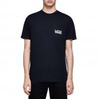 VANS OTW CLASSIC T-SHIRT BLACK/WHITE
