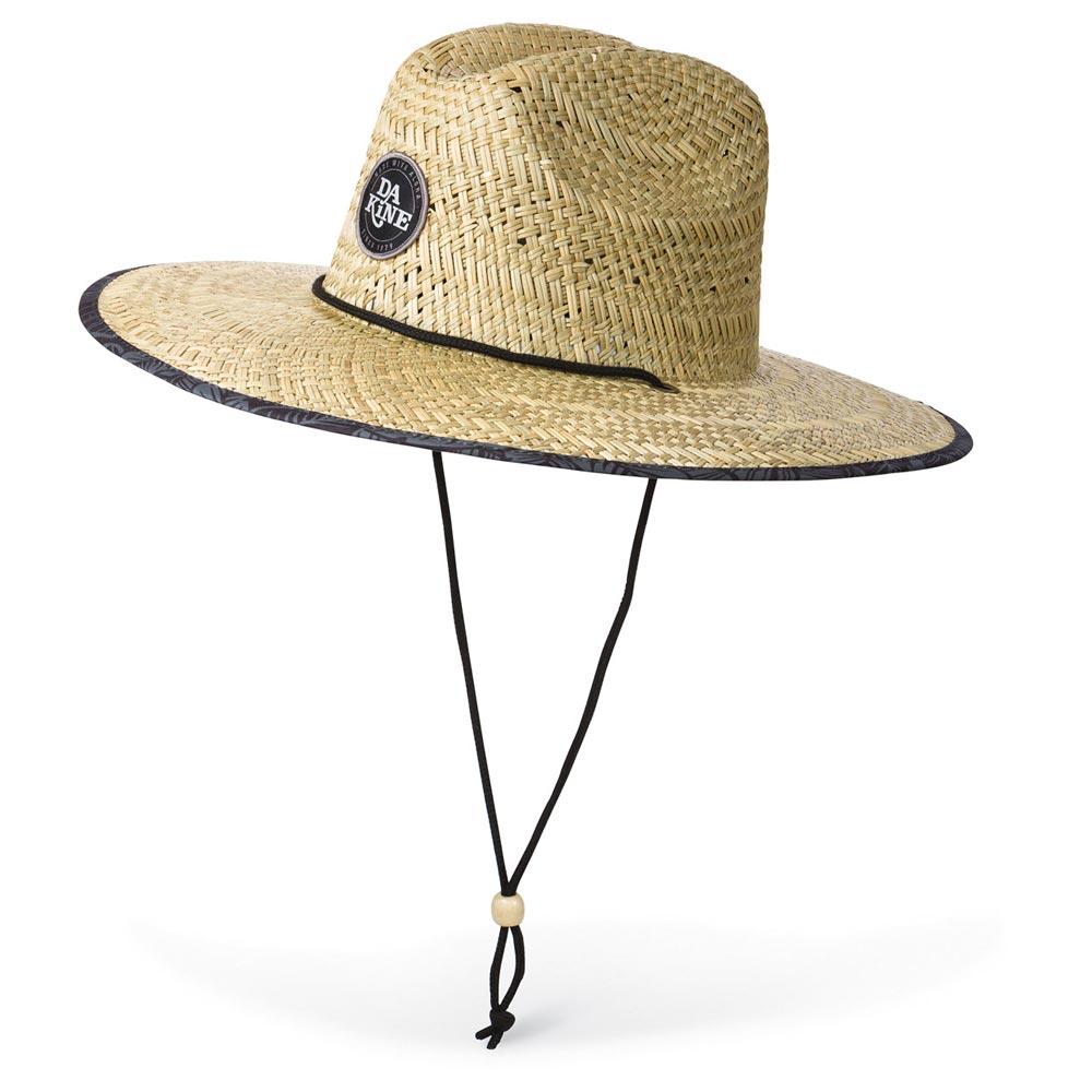0905077ee DAKINE PINDO STRAW HAT STENCIL PALM