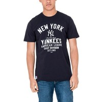 NEW ERA MLB AMERICANA TEE NEW YORK YANKEES NAVY