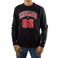 NEW ERA NBA ESTABLISHED CREW CHICAGO BULLS BLACK