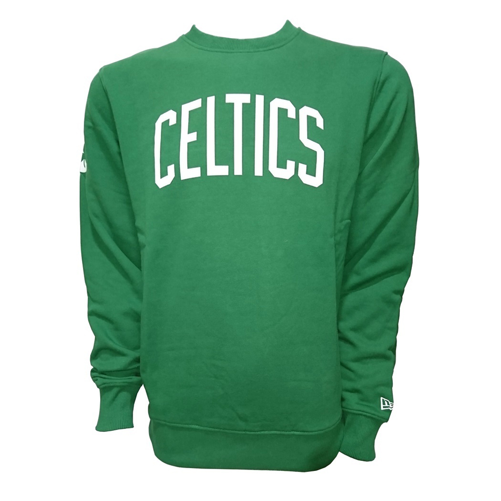 6b4c8af73b5e NEW ERA NBA TEAM CREW BOSTON CELTICS KELLY GREEN