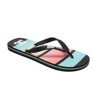 DC SPRAY GRAFFIK MENS SANDAL BLACK/MULTI