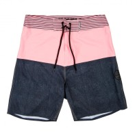 MYSTIC SAILOR BOARDSHORT RAW CORAL