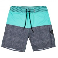 MYSTIC SAILOR BOARDSHORT FLOW GREEN