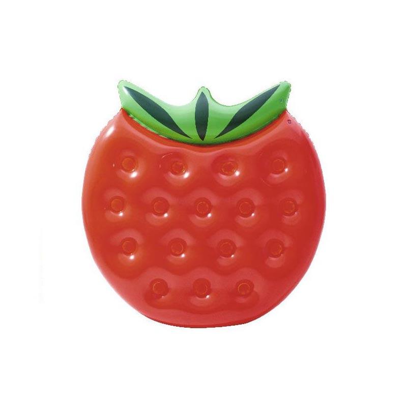 30 Bestway Fruit Floating Mattress Strawberry Mens Pool Floats