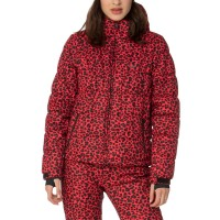 PROTEST REVET SNOW JACKET TULIP RED