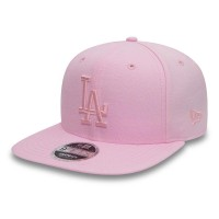 NEW ERA MLB OXFORD 9FIFTY CAP LOS ANGELES DODGERS PINK