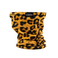 HORSEFEATHERS NECK WARMER II CHEETAH
