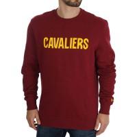 NEW ERA NBA TEAM CREW CLEVELAND CAVALIERS CARDINAL