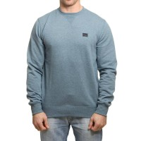 BILLABONG ALL DAY CREW HYDRO HEATHER