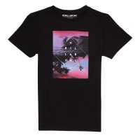 BILLABONG CROSS SECTION SS BOYS TEE BLACK