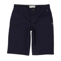 BILLABONG NEW ORDER BOYS SHORTS NAVY