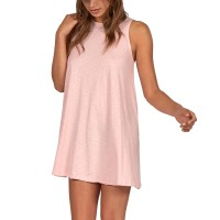 BILLABONG ESSENTIAL DRESS BLUSH