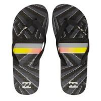 BILLABONG TIDES SURFTRASH SANDALS BLACK