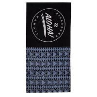 BILLABONG ALOHA BEACH TOWEL BLACK