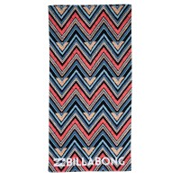 BILLABONG LIE DOWN BEACH TOWEL BLUE WAVE