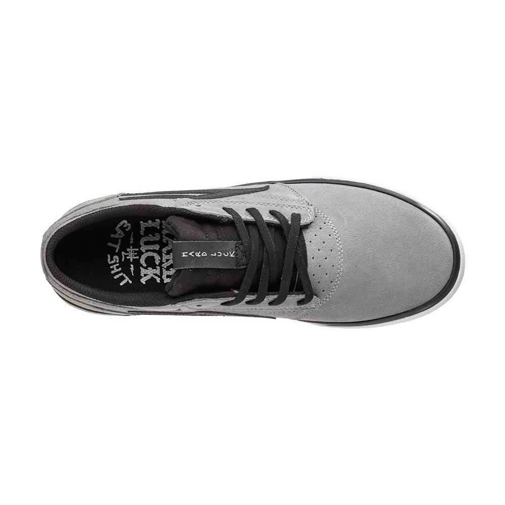 b07bb693a6 LAKAI GRIFFIN x HARD LUCK SHOES GREY BLACK SUEDE