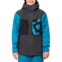 HORSEFEATHERS FALCON KIDS SNOW JACKET SHADOW